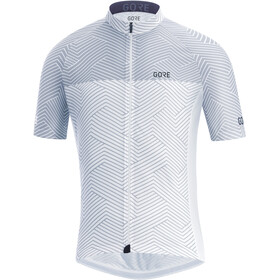 GORE WEAR C3 Optiline Jersey Men white/light grey